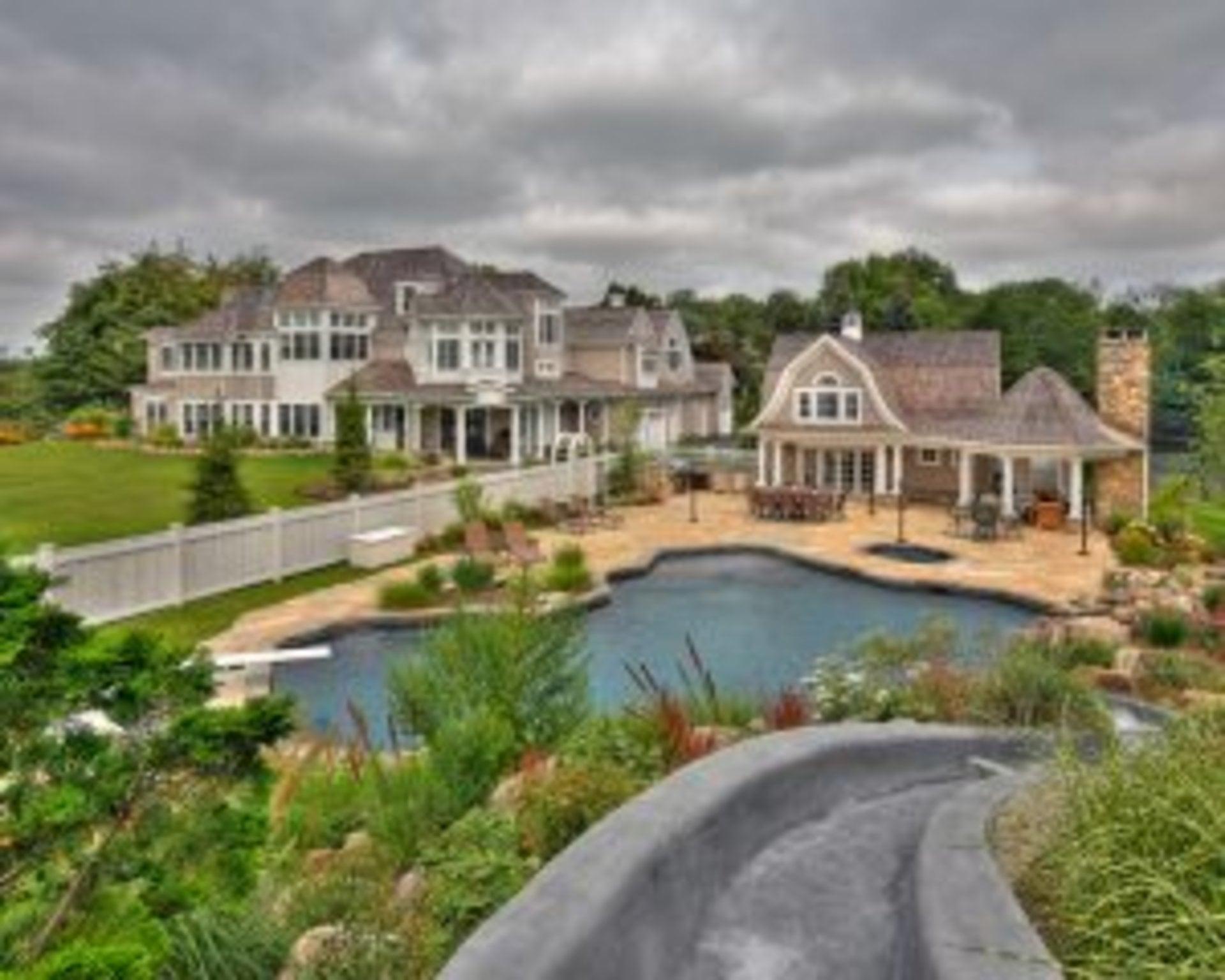 4 Categories, HOBI Award Winner Exterior Pool House