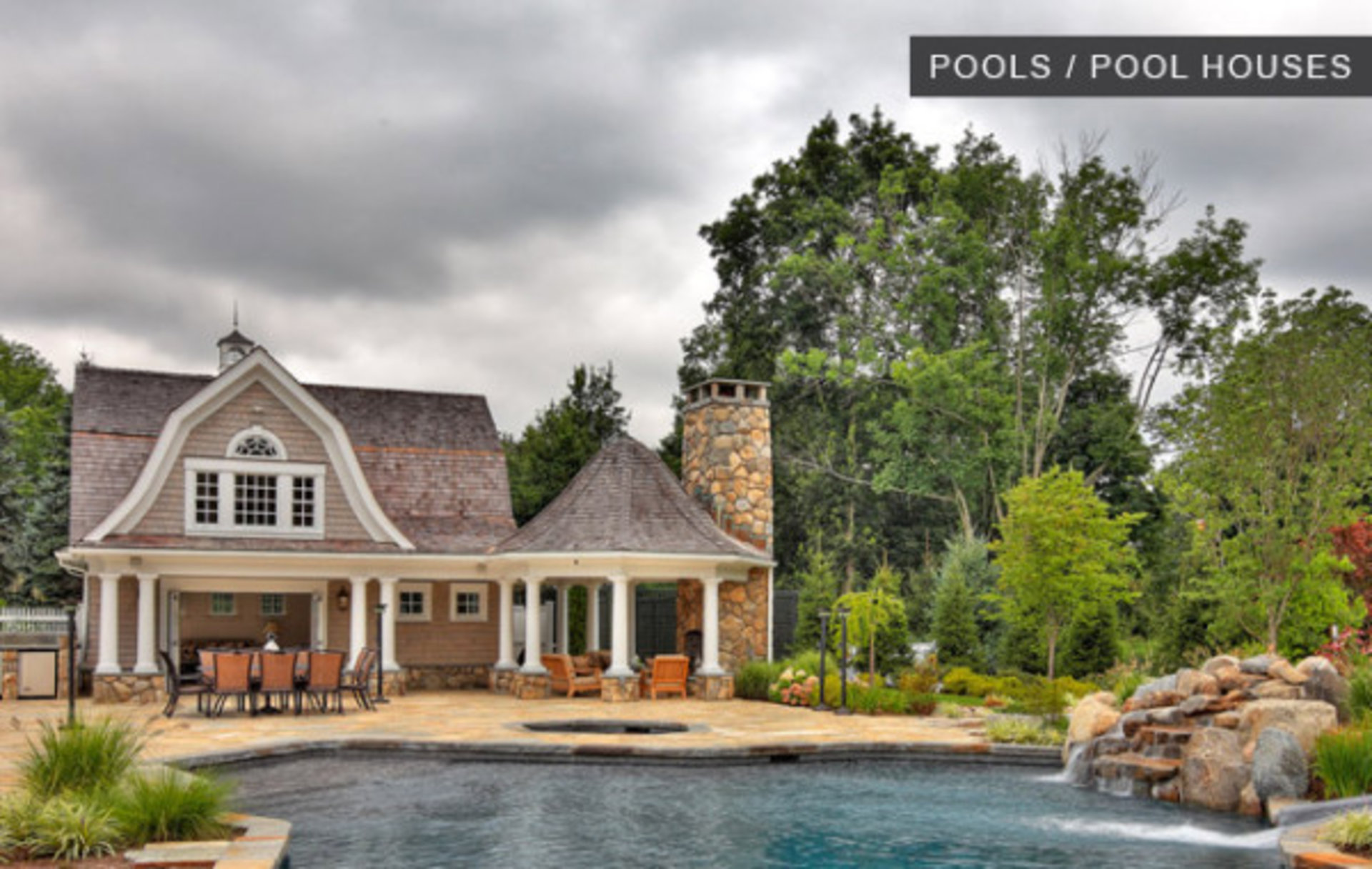 Pools/Pool Houses
