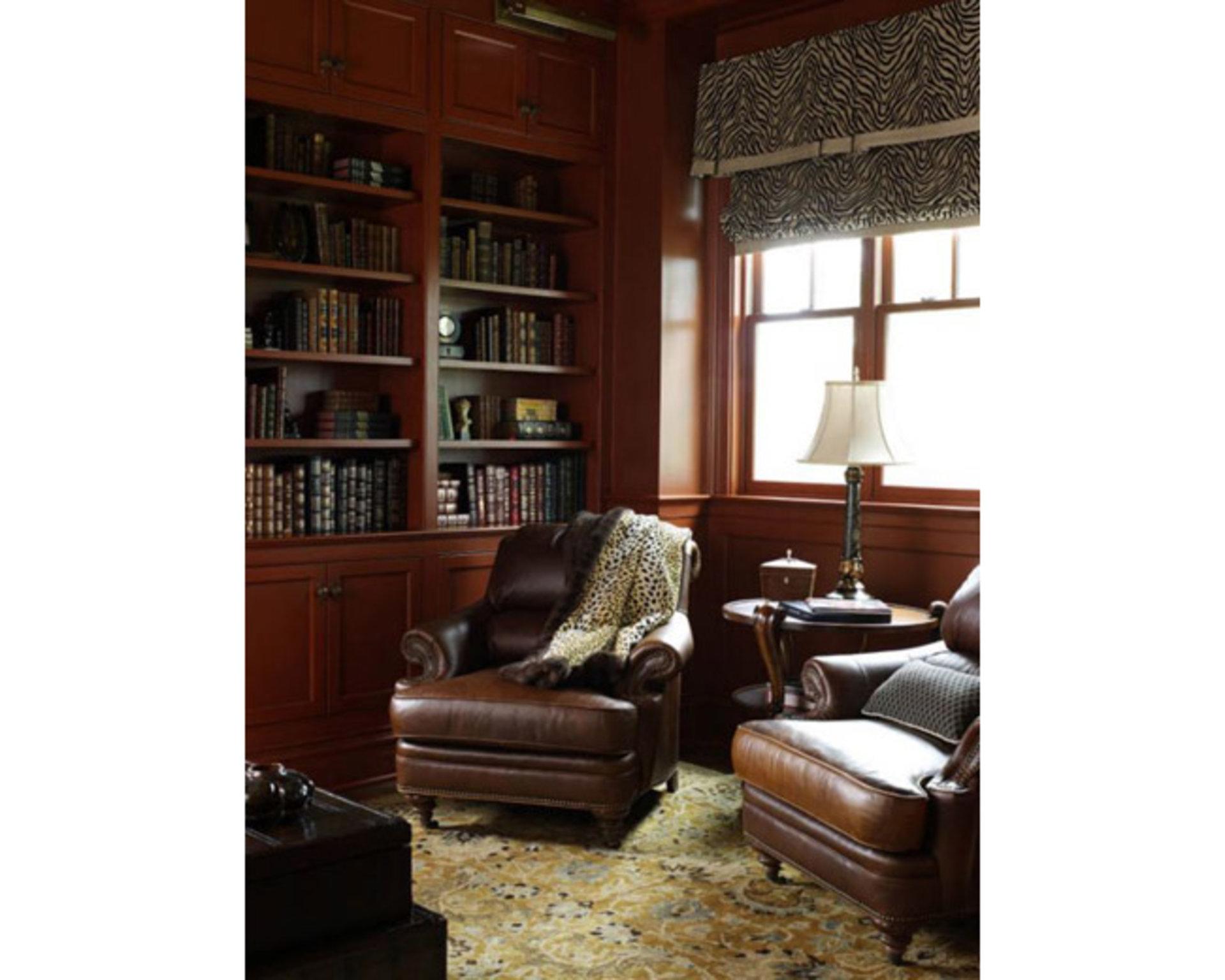 Custom Home Office Chairs