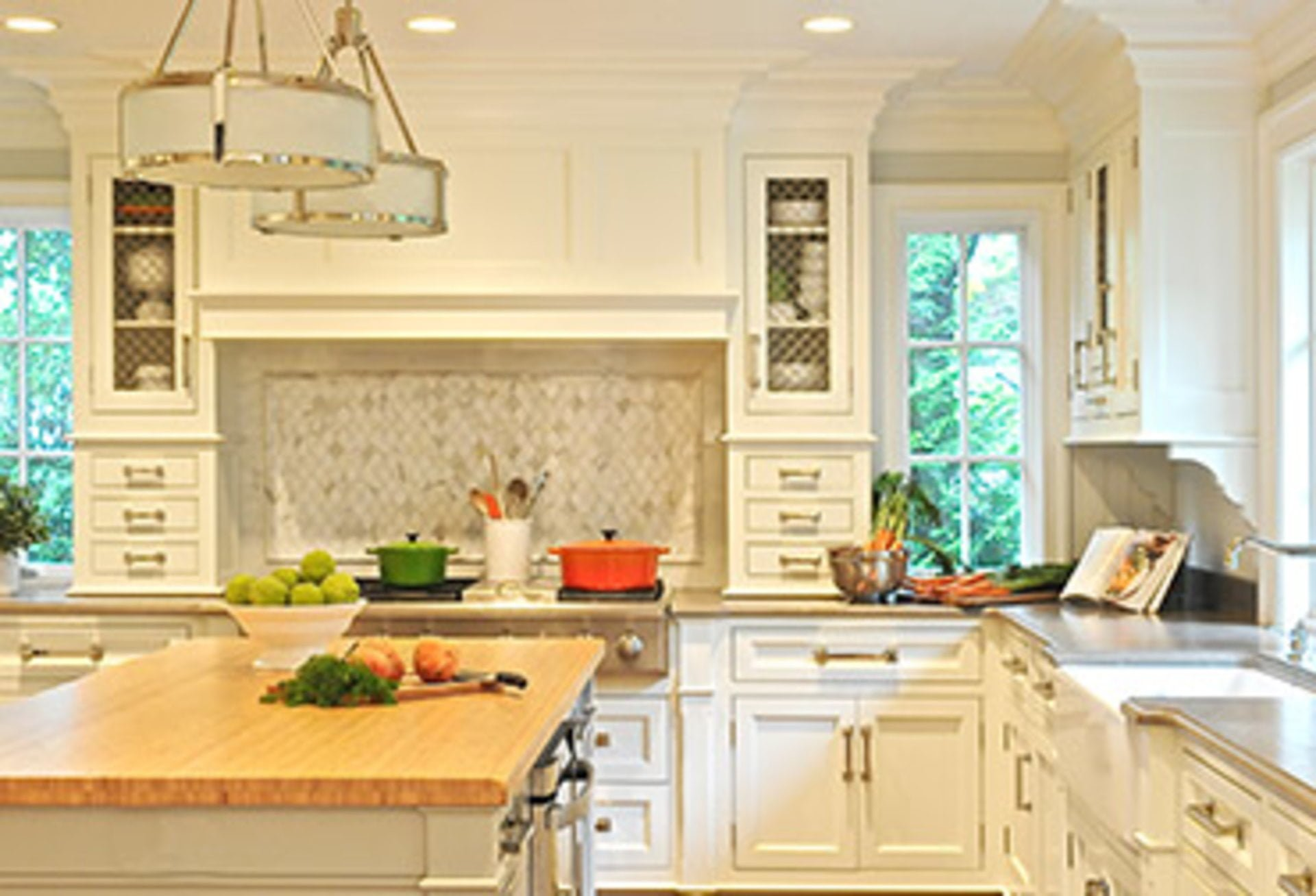 Contractor Custom Cabinetry and Millwork