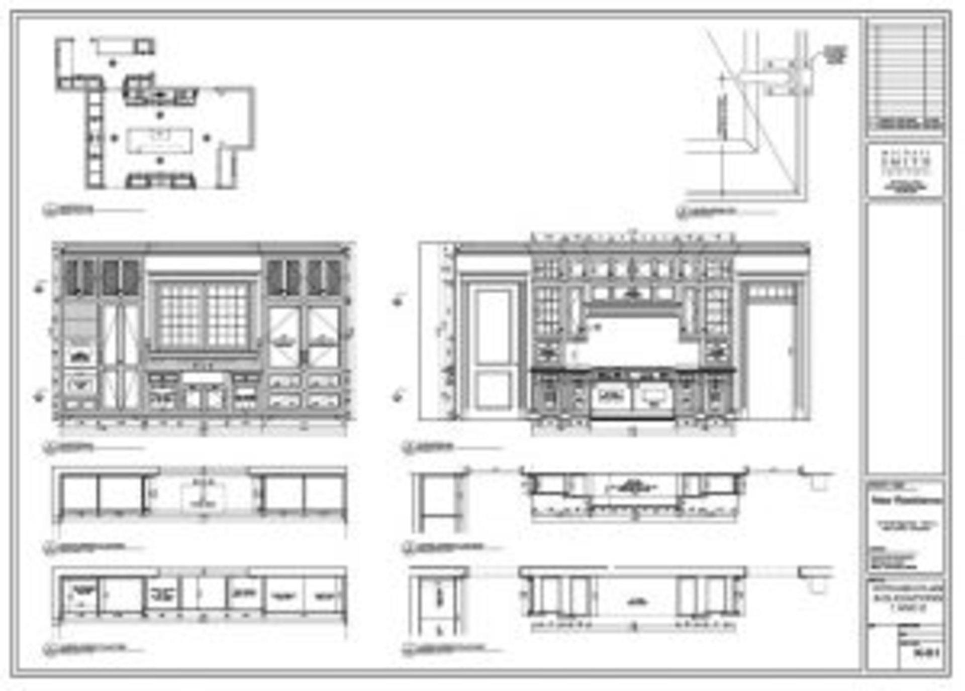 Cabinetry & Built-ins Design