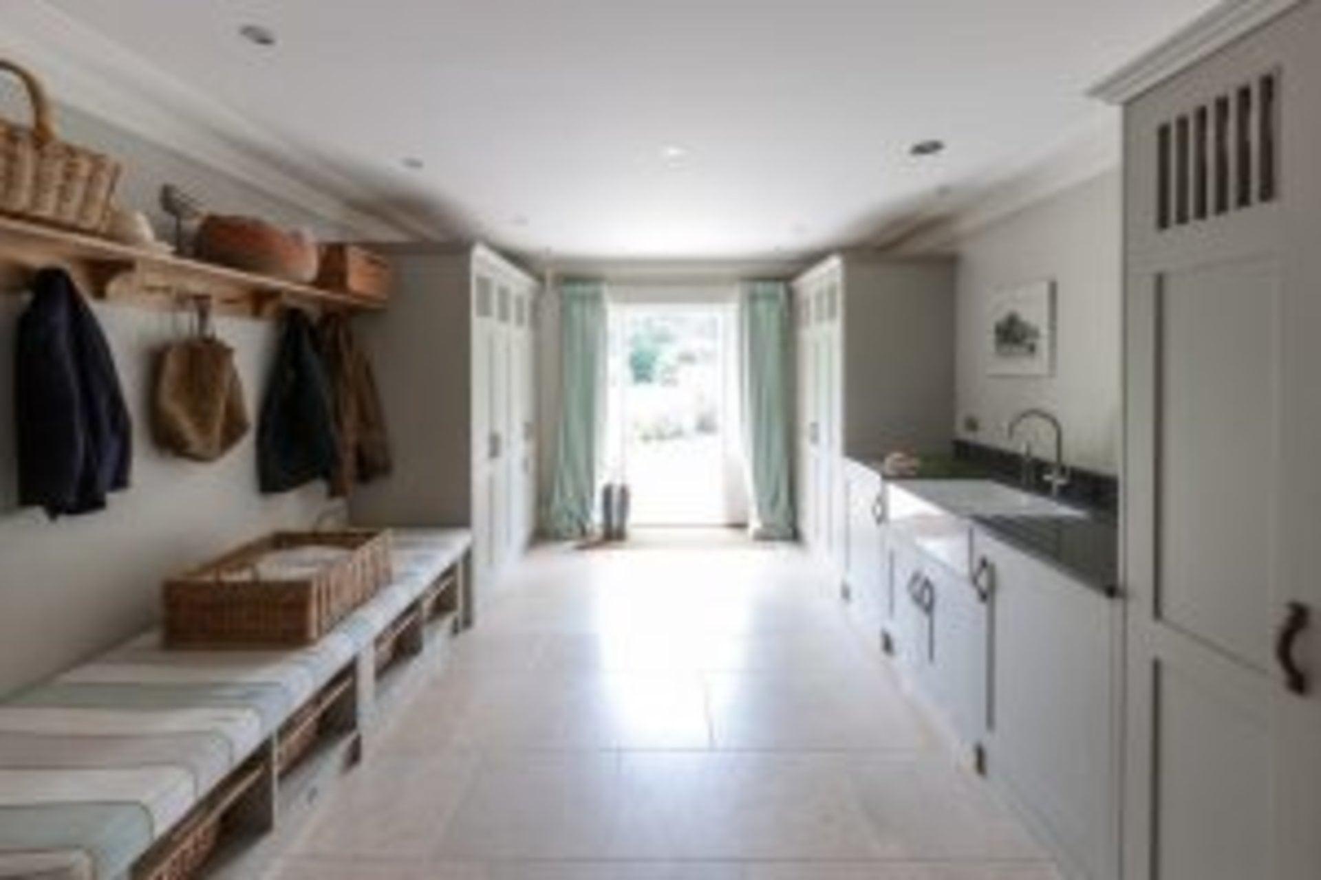 Simple Mud Room Ideas